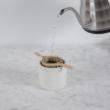 kézzel készült laoszi teaszűrő