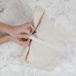 kenyértartó textilzsák