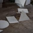 Papírfüzér dekoráció