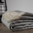 prémium minőségű téli takaró