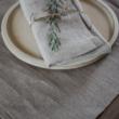 textil tányéralátét a Pauzánál