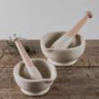 konyhai porcelán mozsár