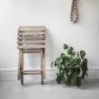 régi kis szék összecsukható Pauza