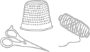 kézzel készült logo