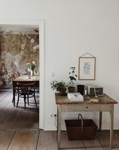 régi keverése az újjal - természetes otthonok - designtales