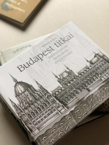 kedvenc könyvem Budapestről