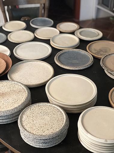 Pauza tányérok