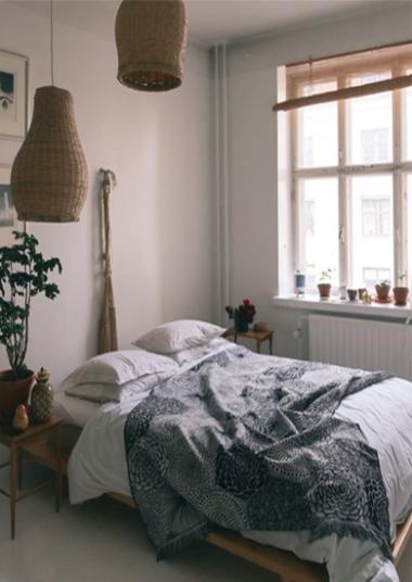 természetes otthonok - egyszerűség
