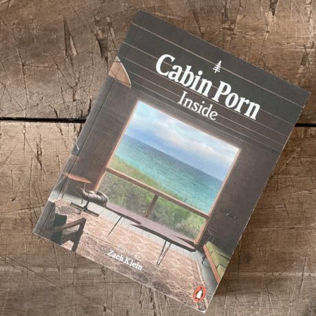 Cabin porn inside című könyv