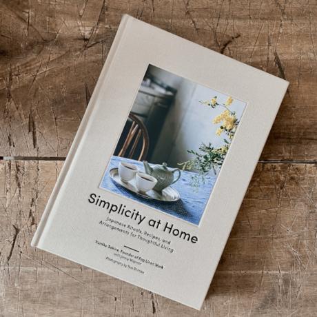 Simplicity at home című könyv