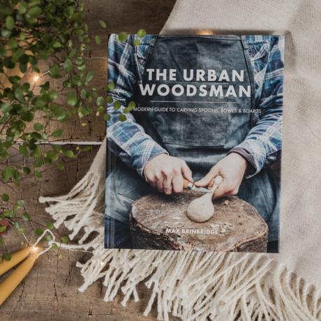 The urban woodsman című könyv