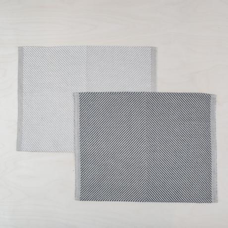 textil tányéralátét
