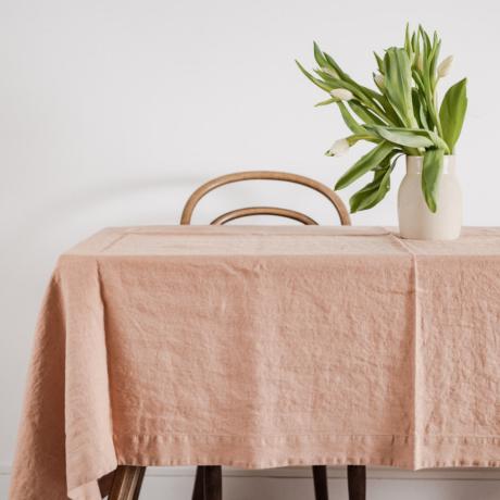 Lenvászon asztalterítő