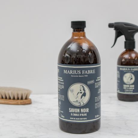 olivaolaj alapú fekete szappan koncentrátum