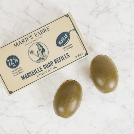 Marius Fabre olívaolaj szappan, falra szerelhető