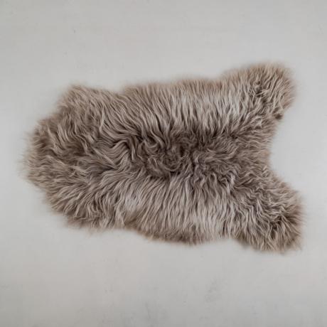 birkabőr hosszú szőrű