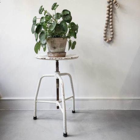 Forgó fém szék