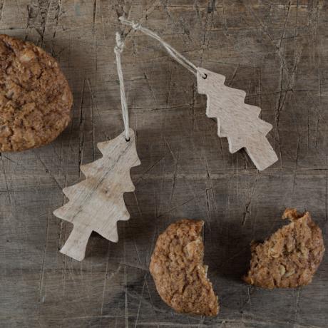 fa karácsonyfa dísz