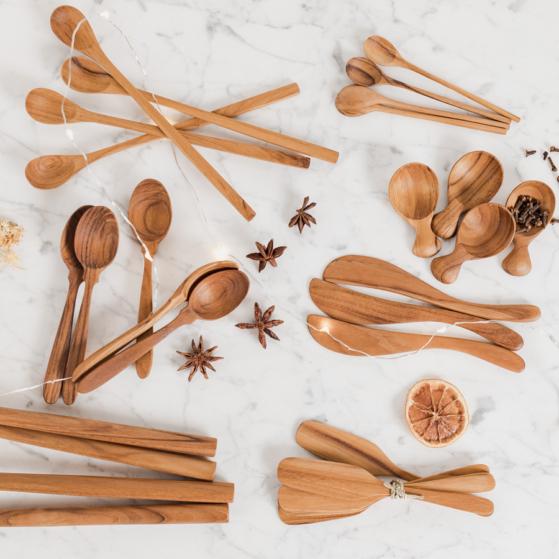 Fa fűszeres kanál
