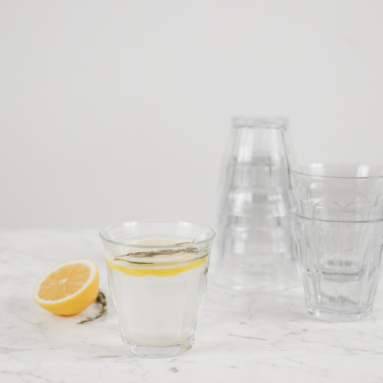 Picardie pohár, átlátszó, 250ml, 6db