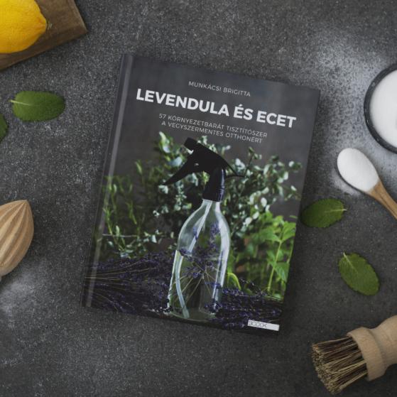 Könyv, Levendula és ecet
