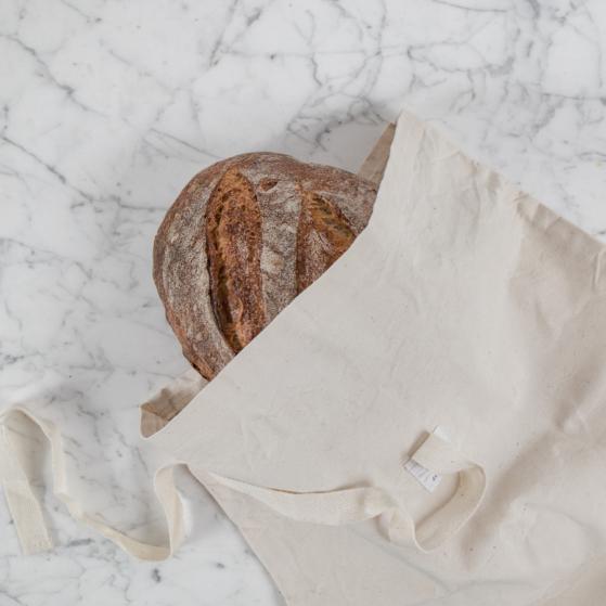 Frissentartó zsák, kenyérhez