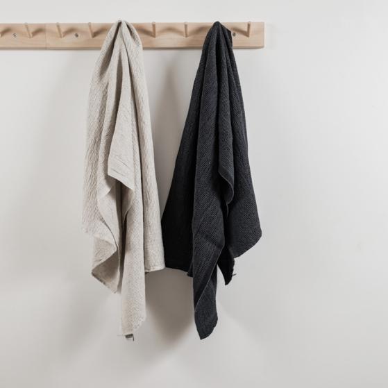 Fürdőtörölköző, waffel mintás