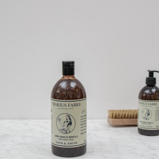 Folyékony szappan 1000ml, kakukkfű,kapor illatú