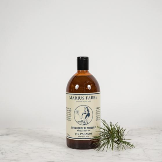 Marius Fabre folyékony tusfürdő mandulafenyő illattal