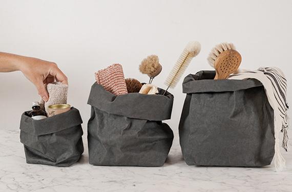 ushamama mosható papírzsákok