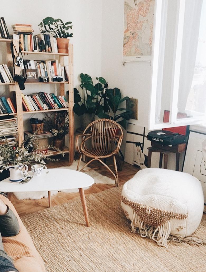 természetes otthon - Alma Bakery tulajdonosának a lakása
