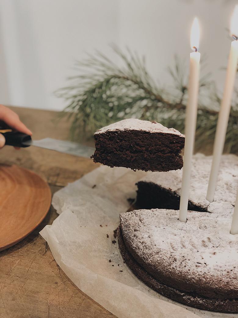csokitorta Szirmai Évi receptje alapján