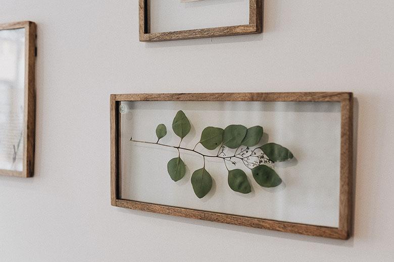 Duplaüveges fa képkeret - Pauza