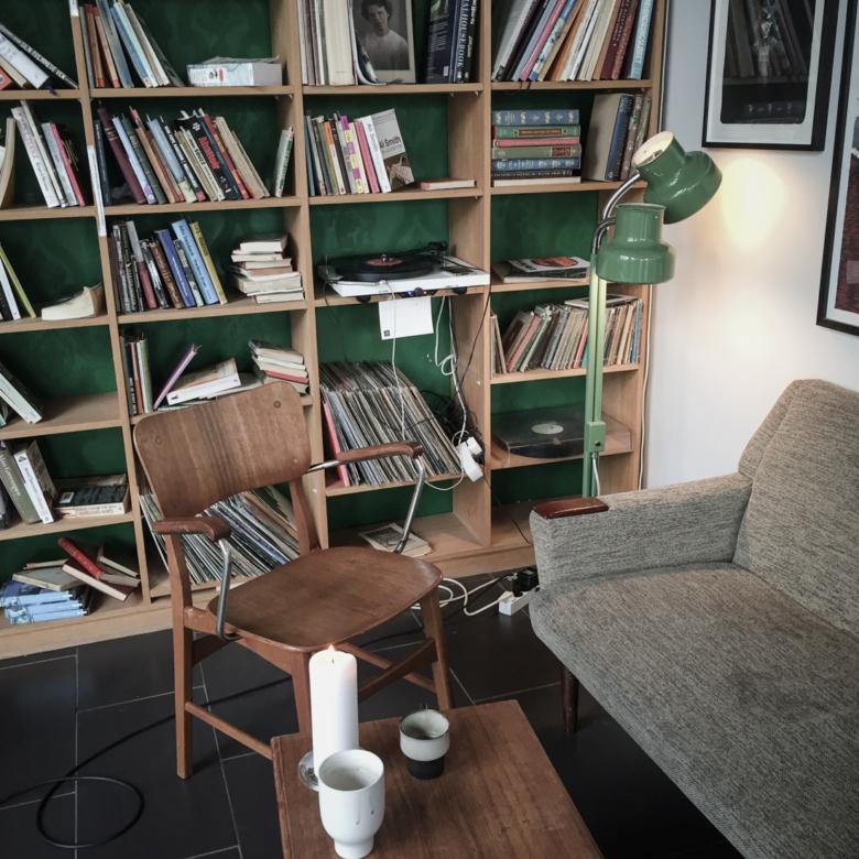 Ricco hygge kávézója Koppenhágában.