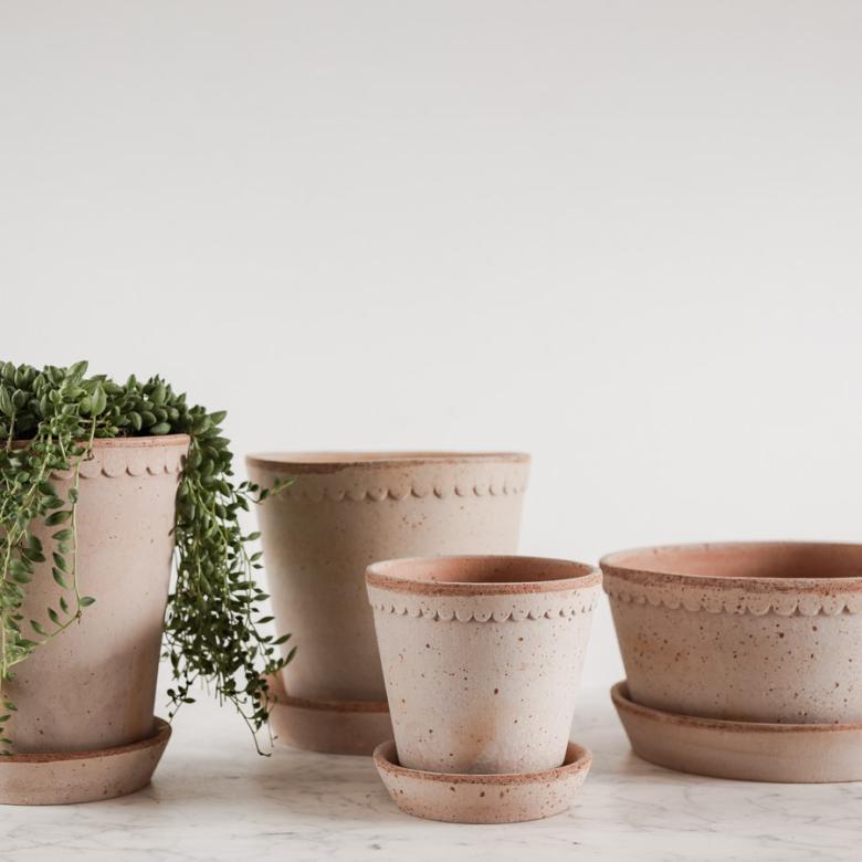 Bergs Potter virágcserepek