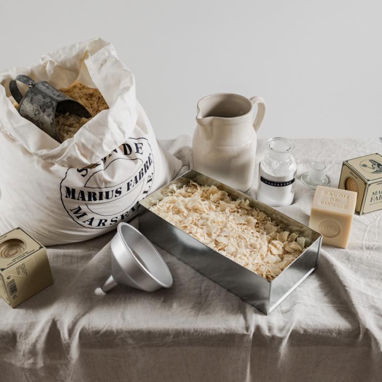 környezetbarát mosószer mosódió alternatíva Marius Fabre