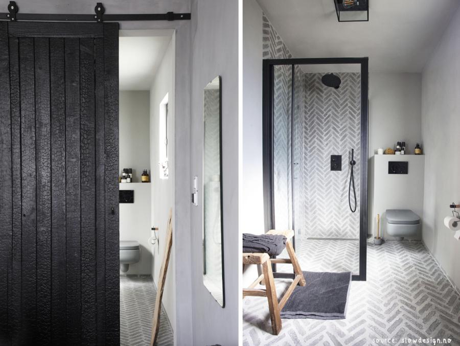 egyszerű, szép fürdőszoba ötletek