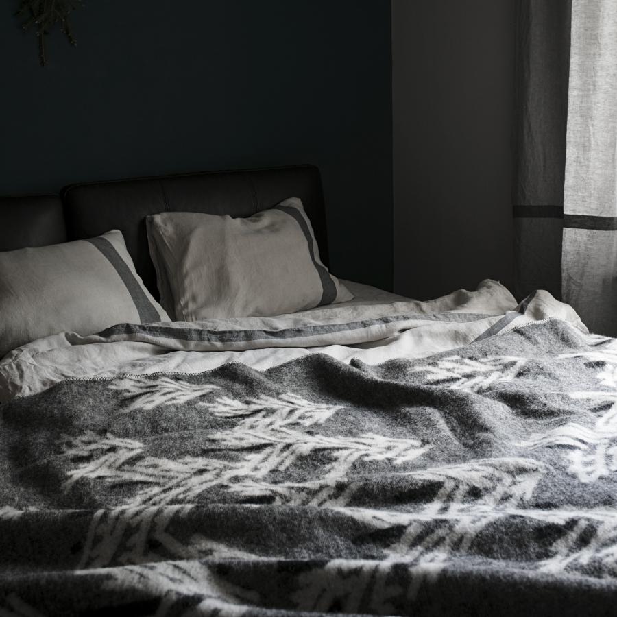 100% gyapjú takaró