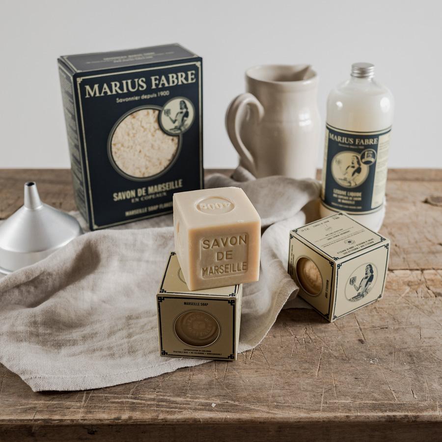 Marius Fabre Marseille szappan